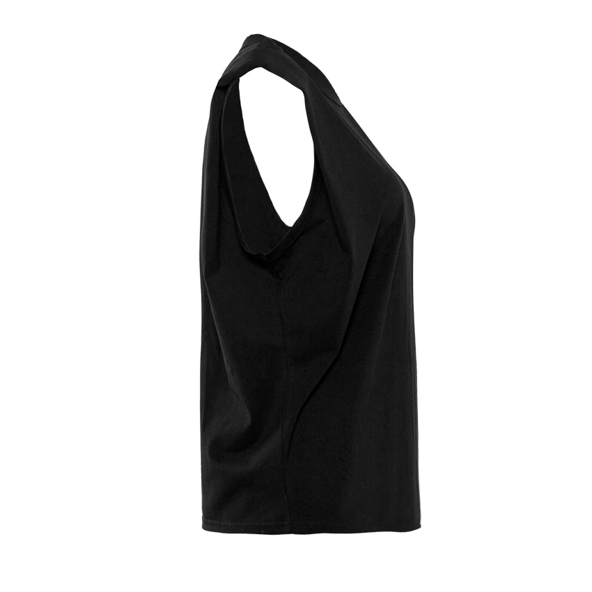 Casual Loose Women's Top with O-Neck